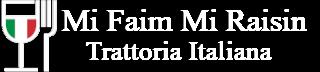 Mi Faim Mi Raisin : Brasserie et restaurant italien